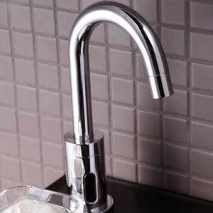 Robinet infra rouge automatique comparatif mon robinet - Robinet automatique a detecteur infrarouge ...