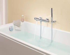 hauteur d un robinet de baignoire - maison design - lockay.com - Hauteur D Un Robinet De Baignoire