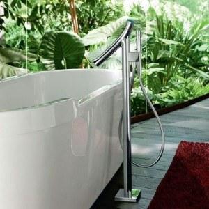 Robinet baignoire ilot quel mod le choisir mon robinet for Baignoire ilot avec robinetterie integree