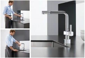 Robinet automatique d tecteur pour lavabo mon robinet - Robinet automatique a detecteur infrarouge ...