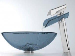 Robinet pour vasque en verre : comment choisir | Mon Robinet
