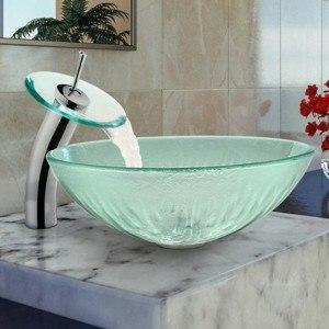 Robinet pour vasque en verre ment choisir