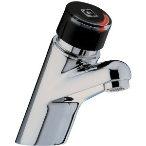 Mitigeur douche bouton poussoir type presto mon robinet - Mitigeur qui goutte ...