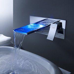 Robinet baignoire rousseau comment choisir mon robinet for Robinet design salle de bain