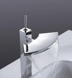Un robinet cascade pour lavabo à prix discount | Mon Robinet