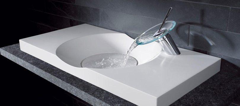 un robinet cascade pour lavabo prix discount mon robinet. Black Bedroom Furniture Sets. Home Design Ideas