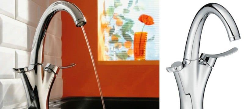 Jacob delafon des robinets vier de qualit mon robinet for Prix d un robinet de cuisine