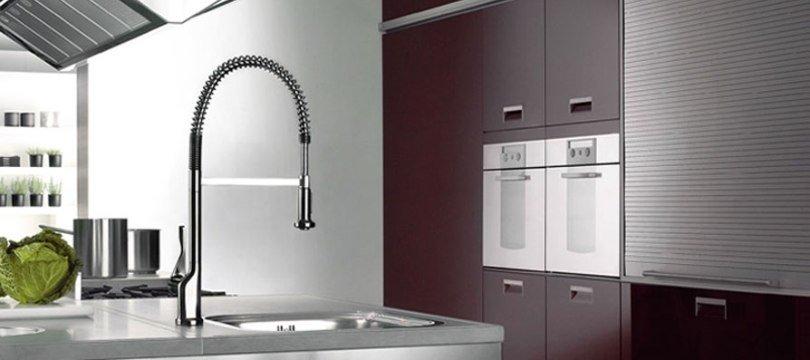 robinet cuisine haut de gamme les derni res. Black Bedroom Furniture Sets. Home Design Ideas