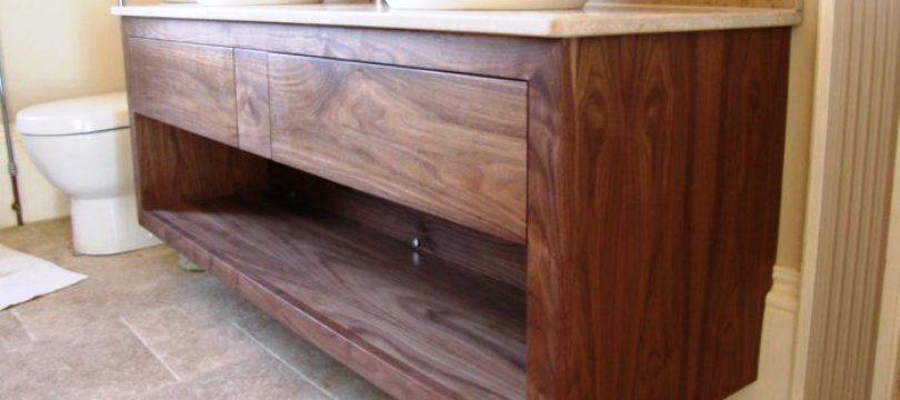 fabriquer un meuble sous vasque maison design. Black Bedroom Furniture Sets. Home Design Ideas