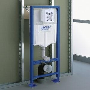 Wc suspendu le top des toilettes modernes mon robinet for Arrivee d eau wc suspendu
