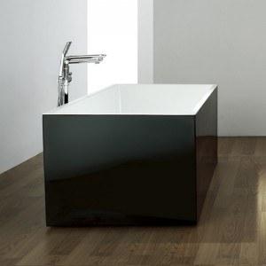 Baignoire ilot comment choisir mon robinet for Baignoire ilot petit format